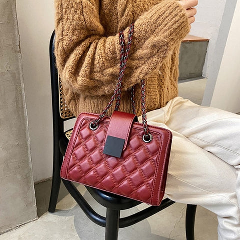 Large Capacity Women Handbag Trending Luxury Handbags Women Bags Designer Chains Big Shoulder Crossbody Bags For Women 2020 Sac
