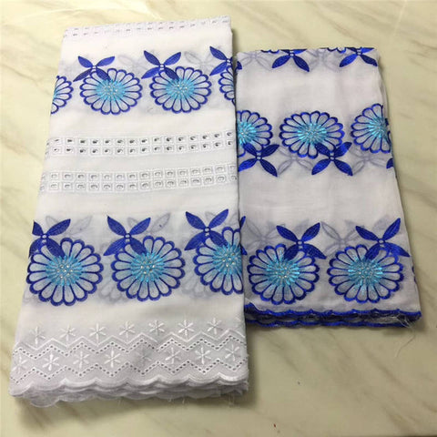 Image of High quality Hand Cut Swiss voile lace 100% cotton Swiss voile laces in Switzerland with Stones Tulle Material