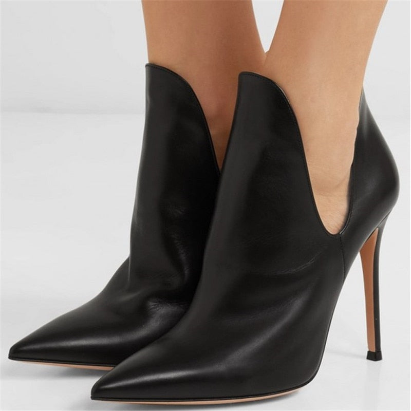 New 2019 Low Cut Ankle Boots For Women