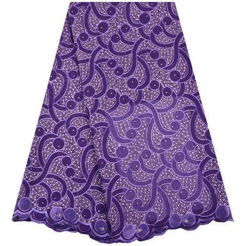 Image of Swiss Voile Lace Fabric 2018 High Quality Lace Best Selling African Dresses For Wedding Lace Cotton Lace Party Dress