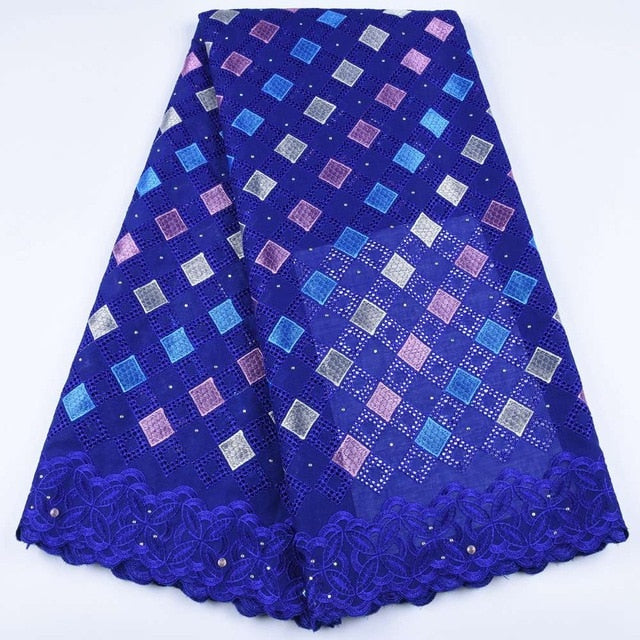 Swiss Voile Lace In Switzerland High Quality  African Tulle Lace Fabric High Quality Nigerian Men Women Weddign Party DressA1671