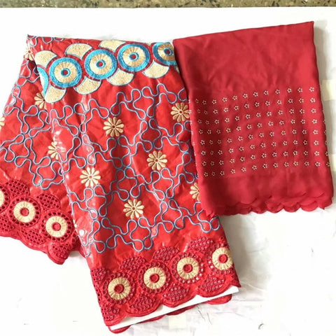 Image of nigerian lace fabrics bazin riche fabric bazin riche getzner 2019 african lace fabric 2+5yards african french lace fabric