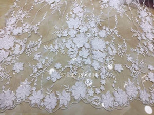 High Quality African Lace Fabric Net 2017 French Lace Fabric Tulle With Sequins wine Color Nigerian Lace Fabric For Wedding