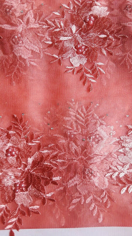 Image of African Lace Fabric/French Lace fabric/ Nigerian Lace Fabric sold by 5yards