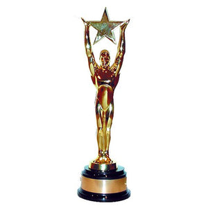 Hollywood The Star Award Cardboard Cutout