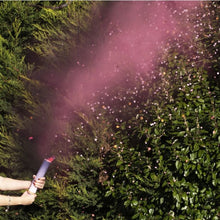 Load image into Gallery viewer, Ginger Ray Pink Gender Reveal Smoke Cannon With Confetti