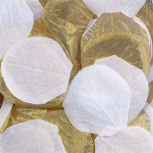 Gold Rose Petals Pack of 300
