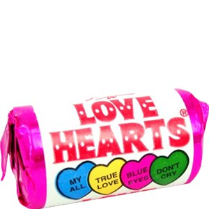 Swizzels Mini Love Hearts Pack of 100