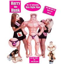 Load image into Gallery viewer, Harry the Hunk 5ft Inflatable Man