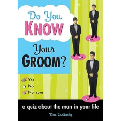 Do You Know Your Groom? Hen Party Book