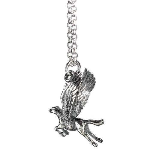 Official Harry Potter Sterling Silver Buckbeack Necklace