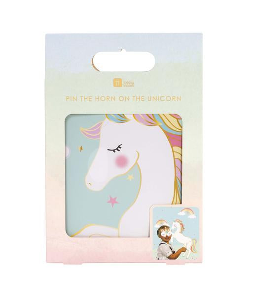 Talking Tables Pin the Tail on the Unicorn Game