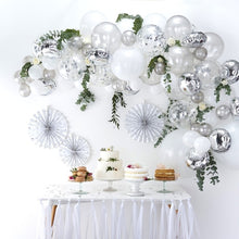 Load image into Gallery viewer, Ginger Ray Silver Balloon Arch Kit