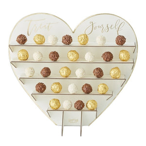 Ginger Ray Treat Yourself Chocolate Treat Stand