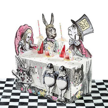 Load image into Gallery viewer, Truly Alice in Wonderland Sweet Table Buffet Centrepiece