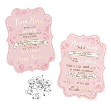 Load image into Gallery viewer, Lillian Rose Bridal Shower Ring Game (25 Rings)