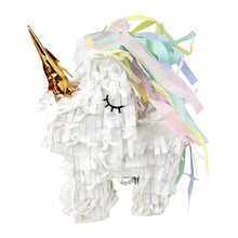 Load image into Gallery viewer, Talking Tables We ♥ Unicorns Pinata