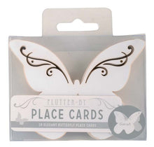 Load image into Gallery viewer, Ginger Ray Butterfly Shaped Place Card