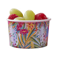 Load image into Gallery viewer, Ginger Ray Foiled Treat Tubs with Pineapple print