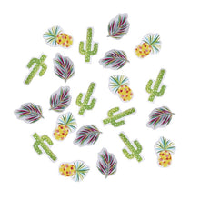 Load image into Gallery viewer, Ginger Ray Cactus & Pineapple Table Confetti