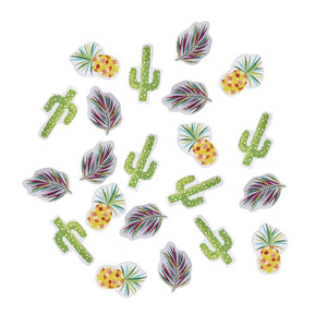 Ginger Ray Cactus & Pineapple Table Confetti