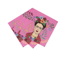 Load image into Gallery viewer, Frida Kahlo™ Cocktail Napkins Pack of 20