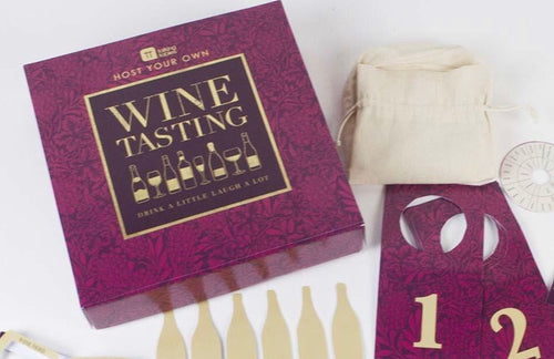 Talking Tables Host Your Own Wine Tasting Night
