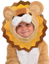 Load image into Gallery viewer, Little Roar Baby Lion Costume