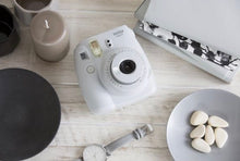 Load image into Gallery viewer, Instax Mini 9 White Instant Camera