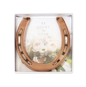 Talking Tables Modern Romance Rose Gold Horse Shoe