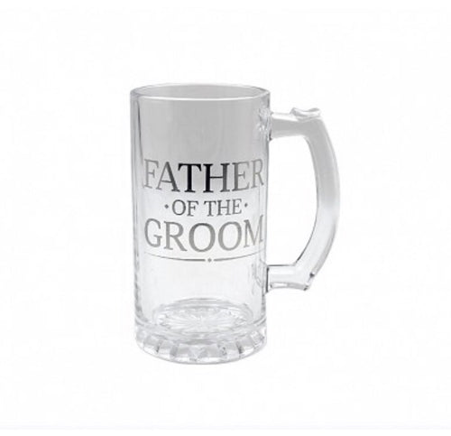 Father of the Groom Beer Tankard