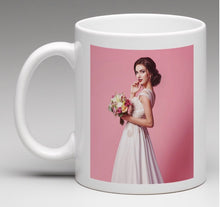 Load image into Gallery viewer, Because I'm the Bride White Mug