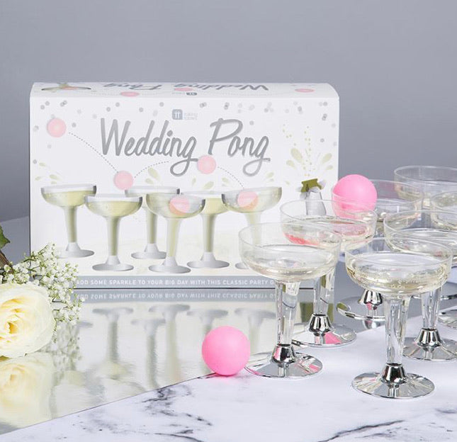 Talking Tables Wedding Pong