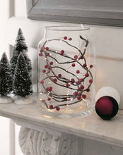 Load image into Gallery viewer, Talking Tables Botanical Berry String Lights