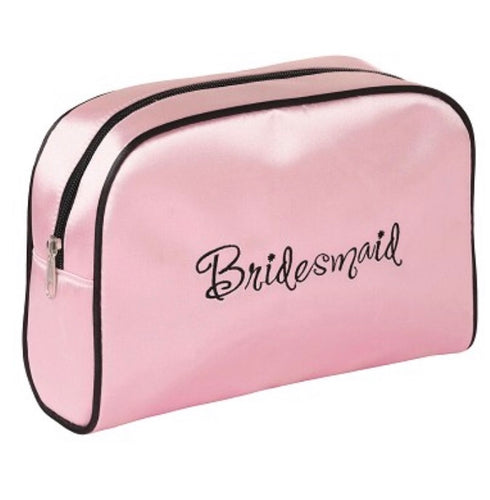 Lillian Rose Bridesmaid Pink Make-up Bag