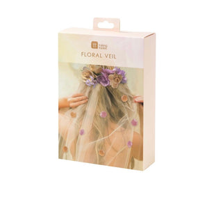 Talking Tables Blossom Girls Floral Veil