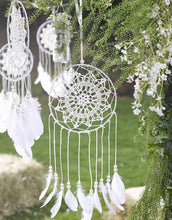Load image into Gallery viewer, Talking Tables Boho Bride Dream Catcher