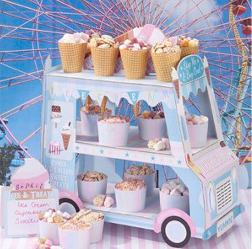 Ice Cream Van Stall