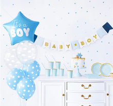 Load image into Gallery viewer, It's A Boy Baby Shower Party Set