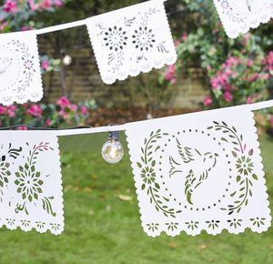 Talking Tables Dreamy Paper Lace Garland