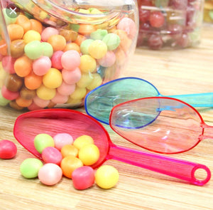 Candy Buffet Sweet Table Scoop Various Colours