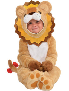 Little Roar Baby Lion Costume