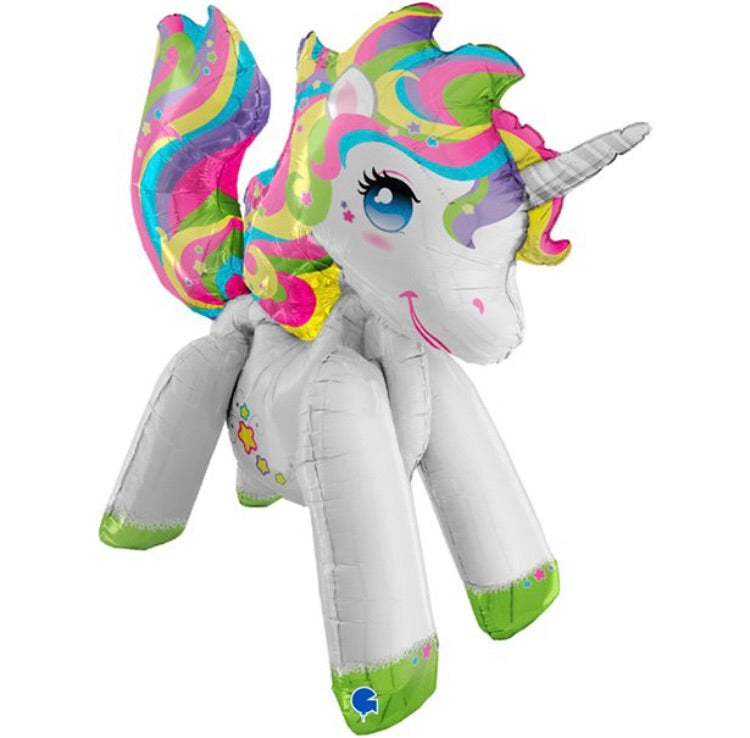 Unicorn Airwalker Balloon - 42