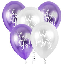 Load image into Gallery viewer, Hen Party Balloons Pack of 5