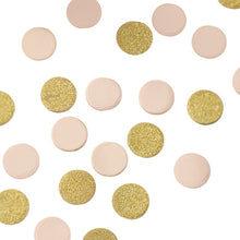Load image into Gallery viewer, Ginger Ray Gold & Pink Table Confetti