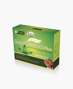 Leptin Green Coffee 1000 Plus - 12 units