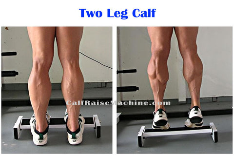 Roger Stewart Calf Machine Exercises 1