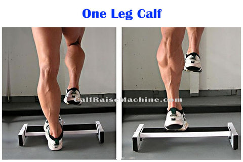 Roger Stewart Calf Machine Exercises 2