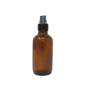 Glass Bottle with Fine Mist Sprayer