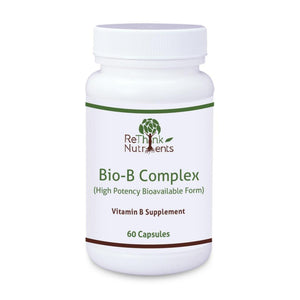ReThinkOil ReThinkNutrients Bio-B Complex Bottle